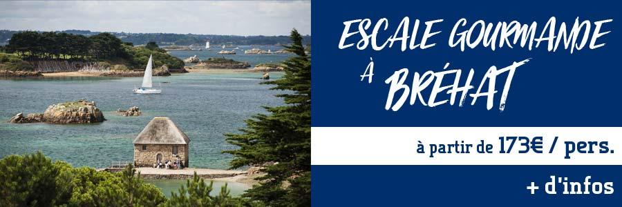 Offre de séjour, île de Bréhat