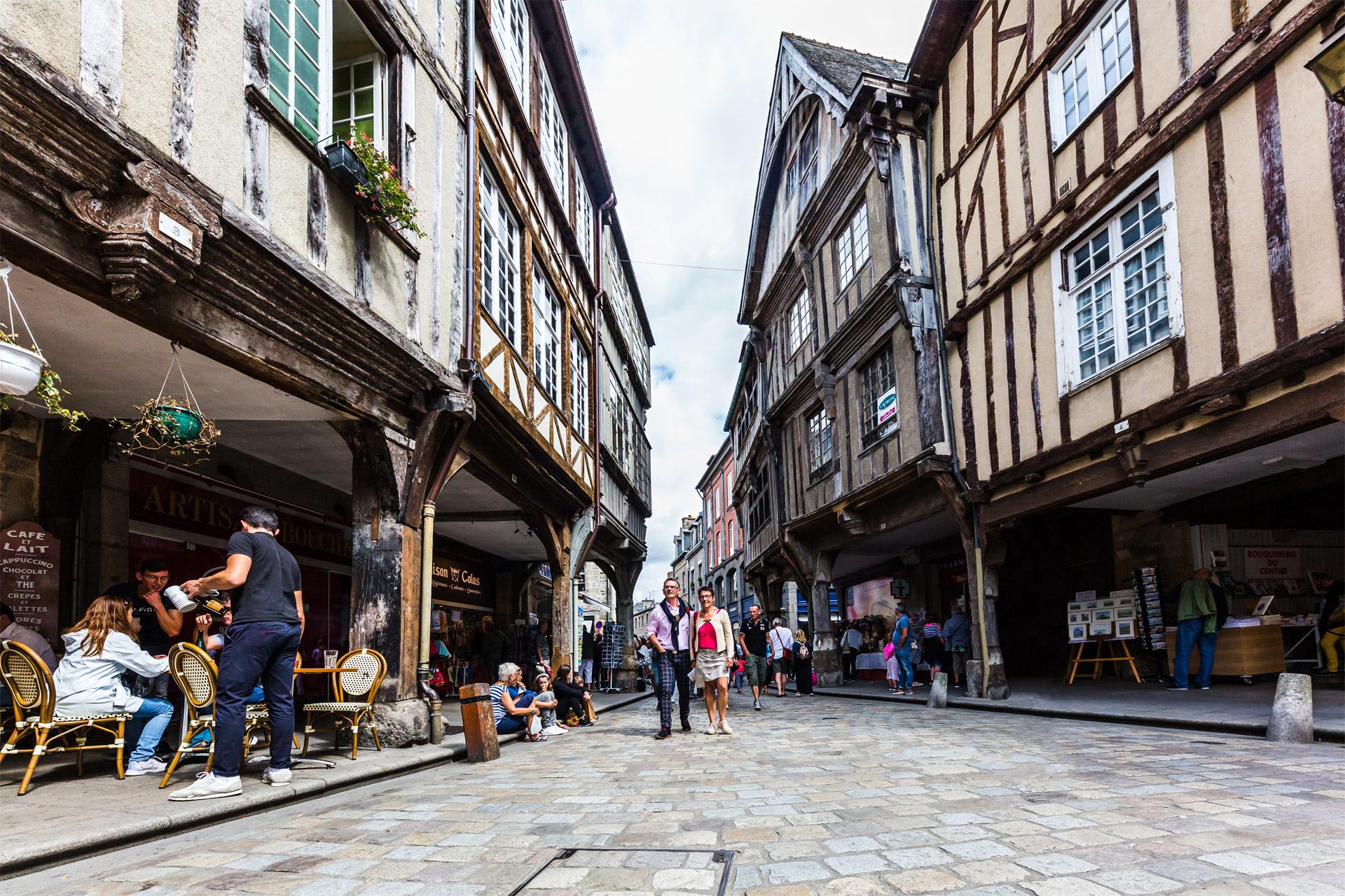 Rue de l'Apport, Dinan