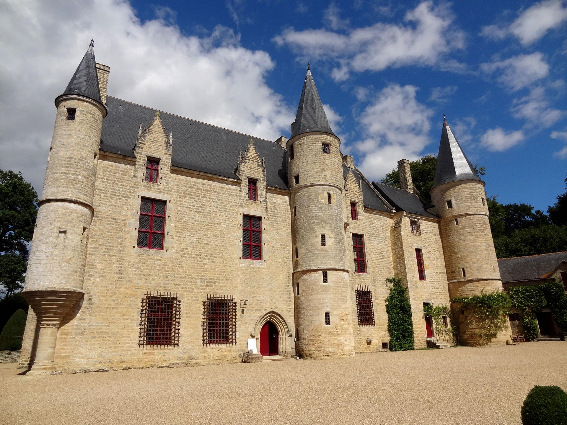 Château du Hac, Le Quiou