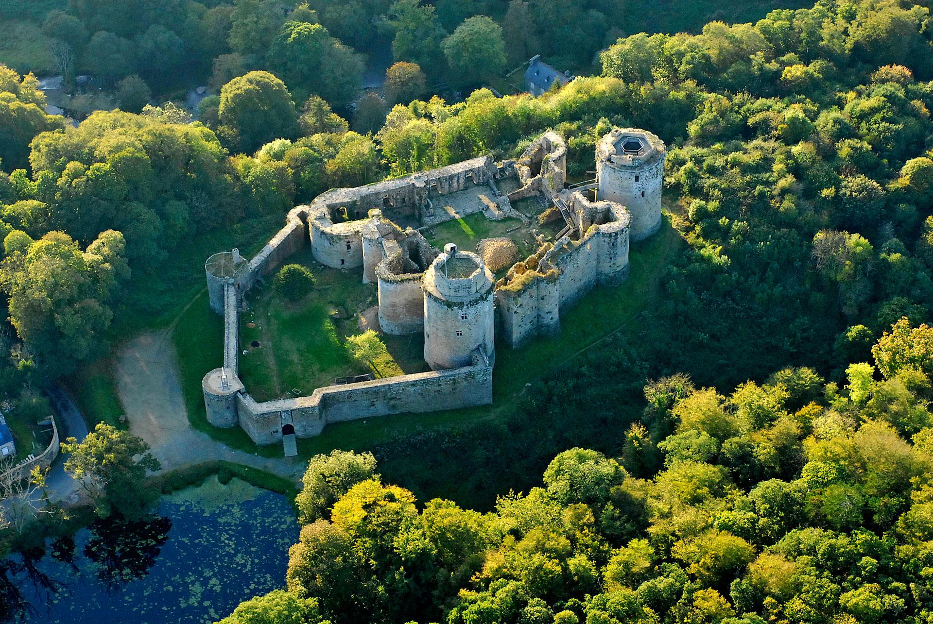 Chateau de Tonquedec