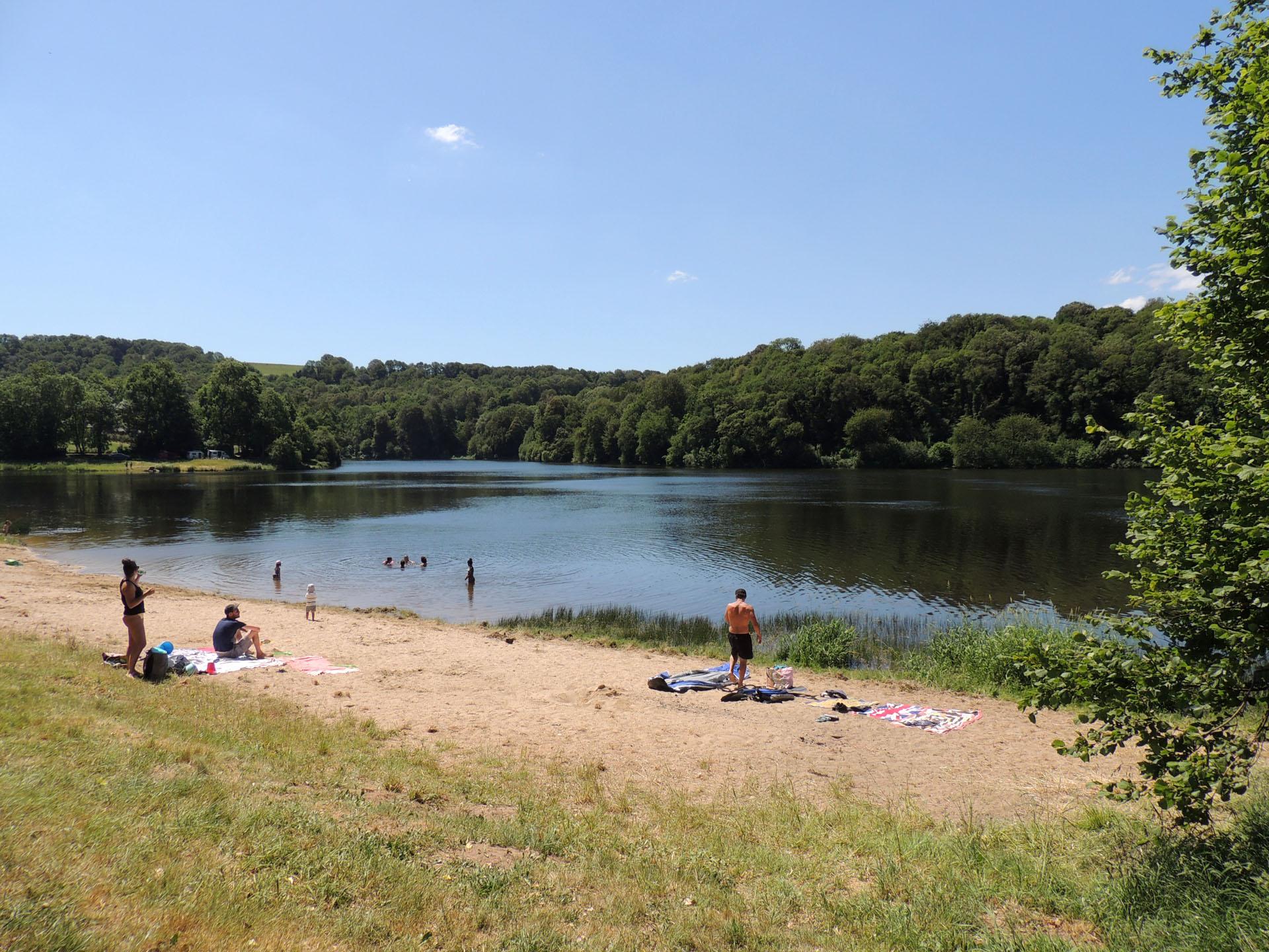 Lac de Bosméléac