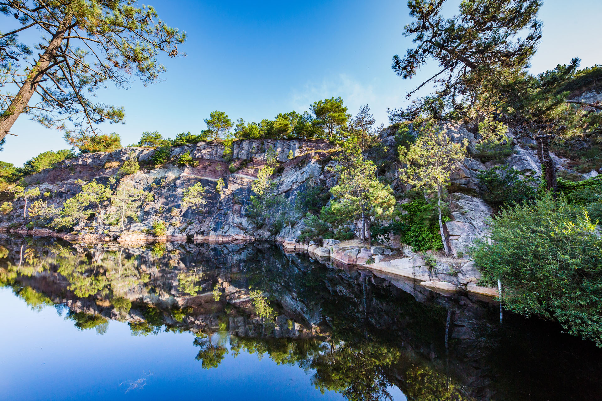Lacs bleu, Erquy, Côtes d'Armor