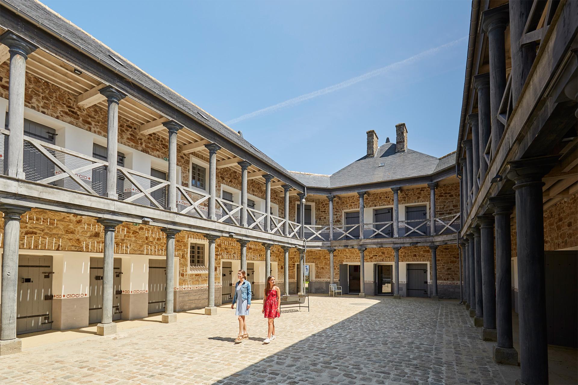 Prison, guingamp