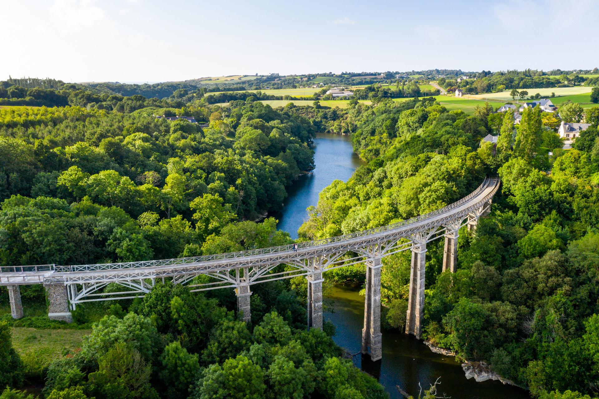 Viaduc des Ponts Neufs, Hillion