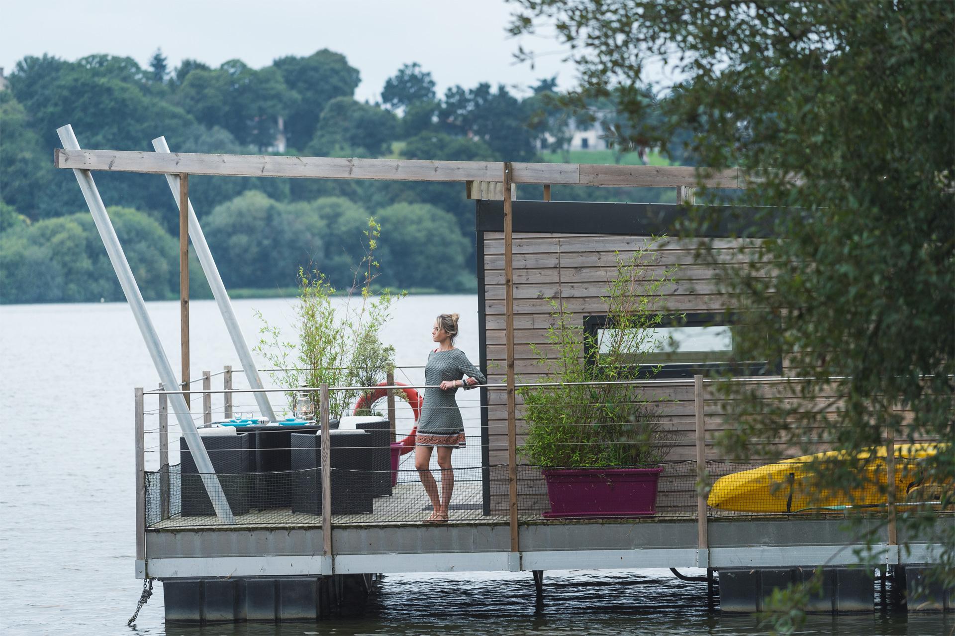 Camping Bocage du Lac, Jugon-les-Lacs