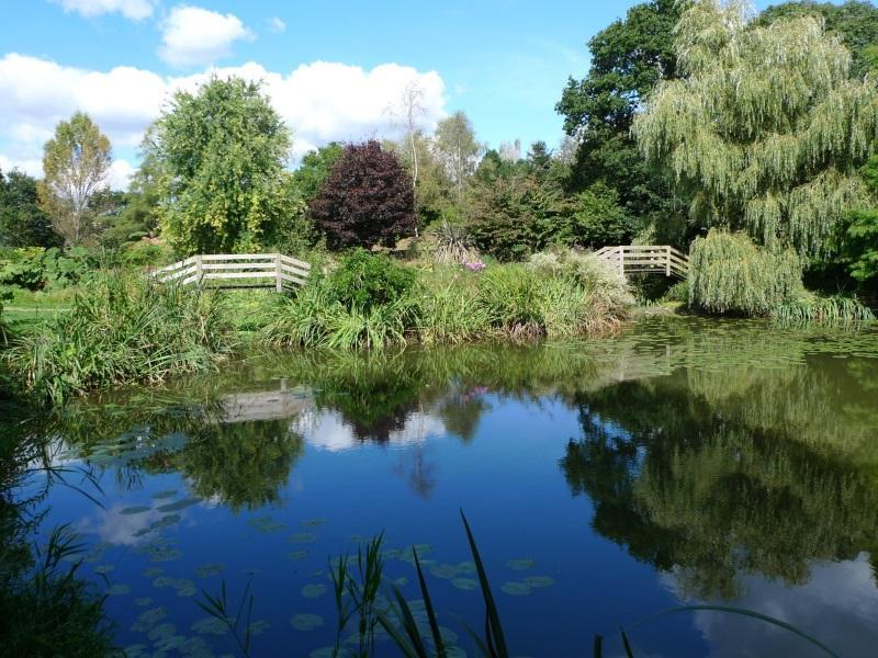 Jardins d'eau Mael Carhaix