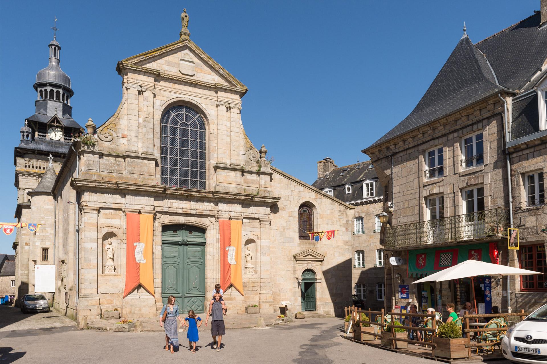 Eglise Saint-Mathurin, Moncontour