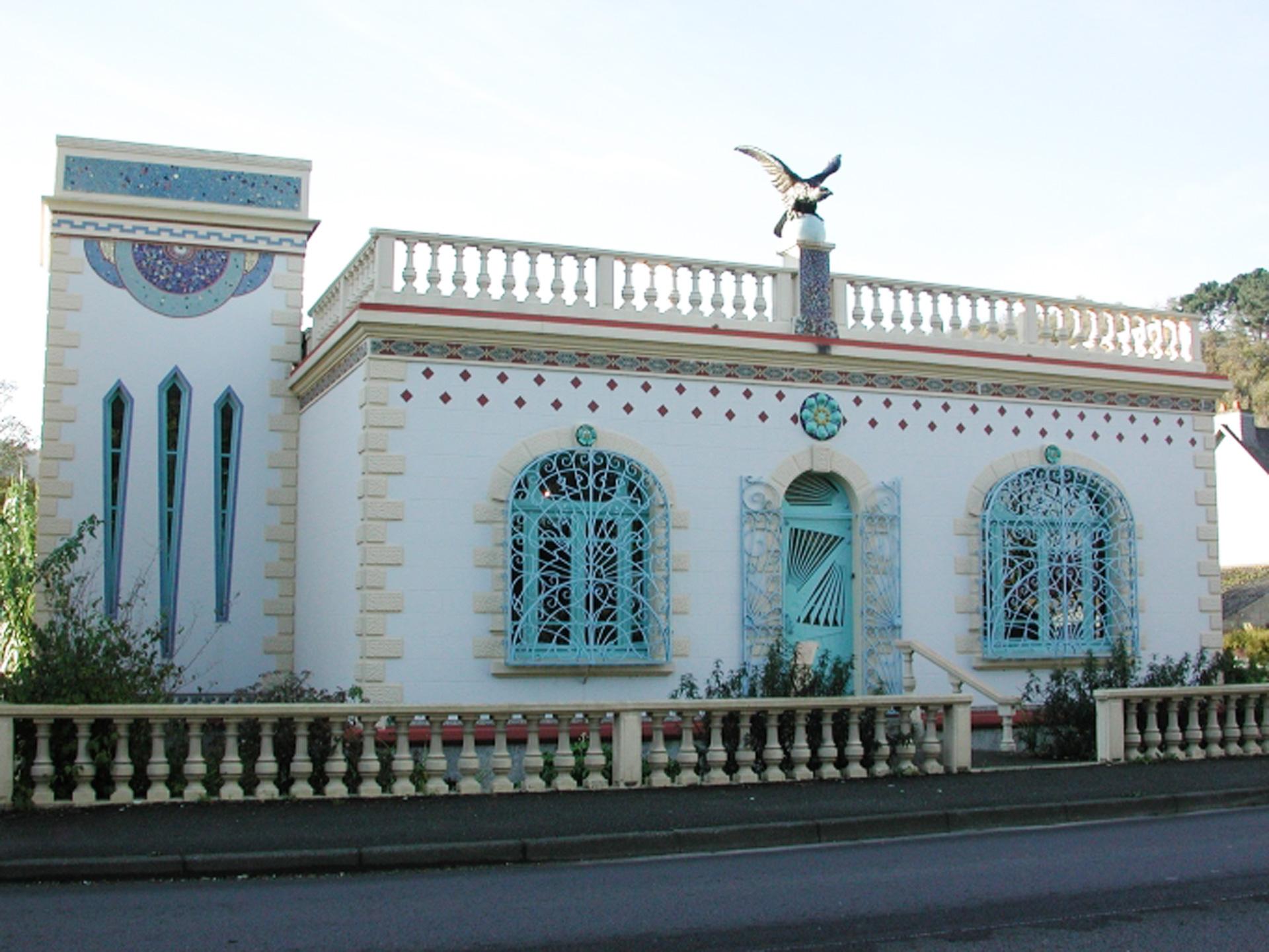 Villa de l'Aigle, Plestin-les-Grèves