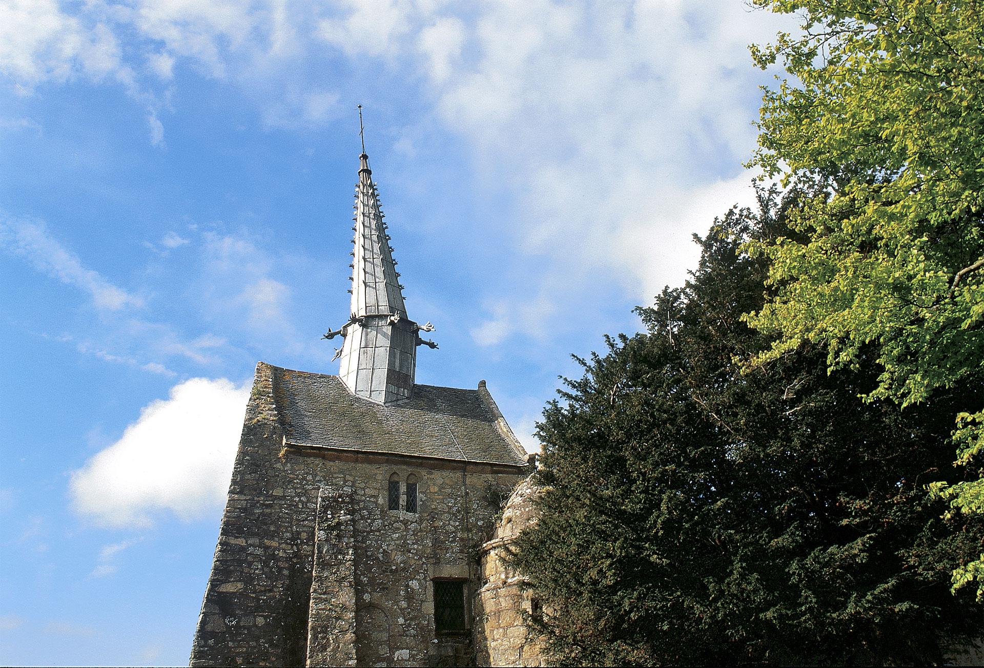 Chapelle Saint-Gonnery, Plougrescant