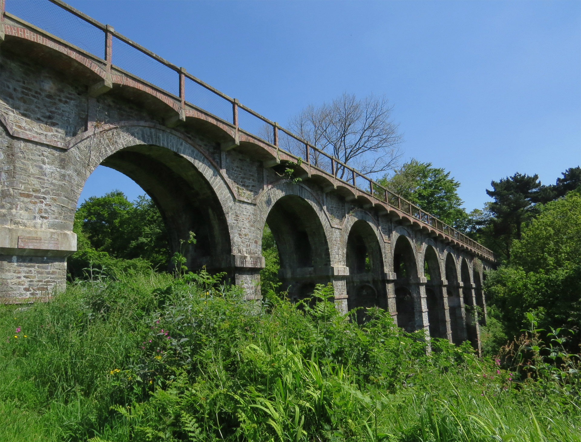 Viaduc de Kerdéozer, Plouguiel