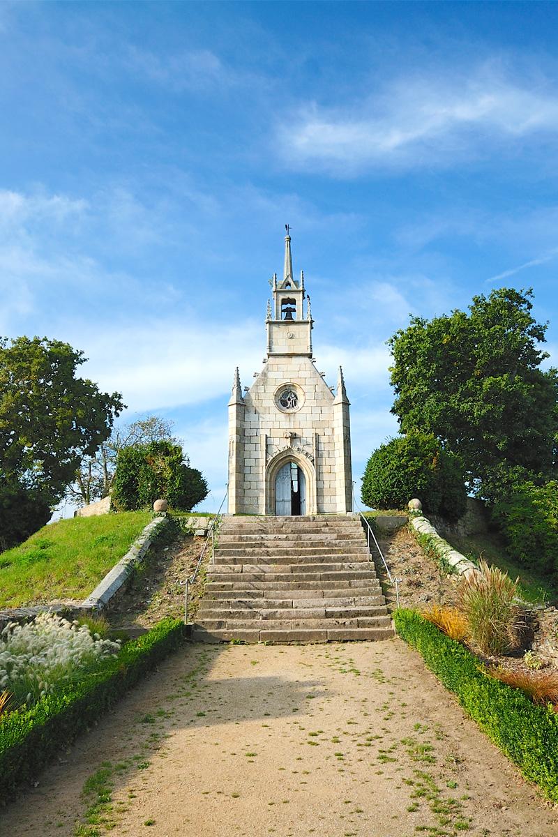 Chapelle du Calvaire, la Roche-Derrien