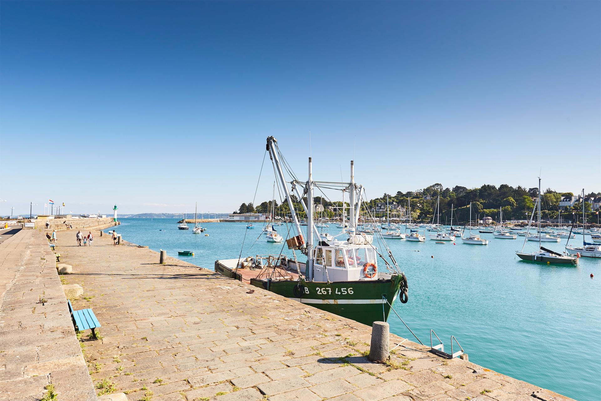 Port, Saint-Quay-Portrieux