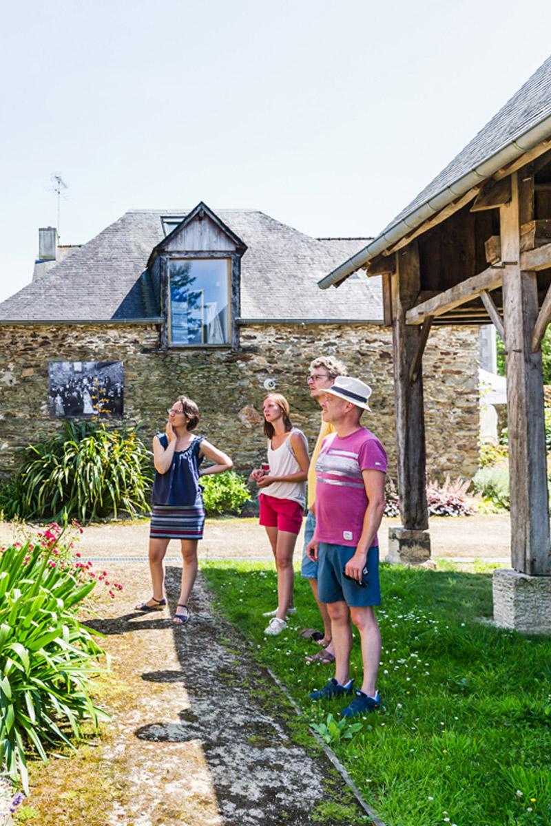 Village de Saint-Thelo