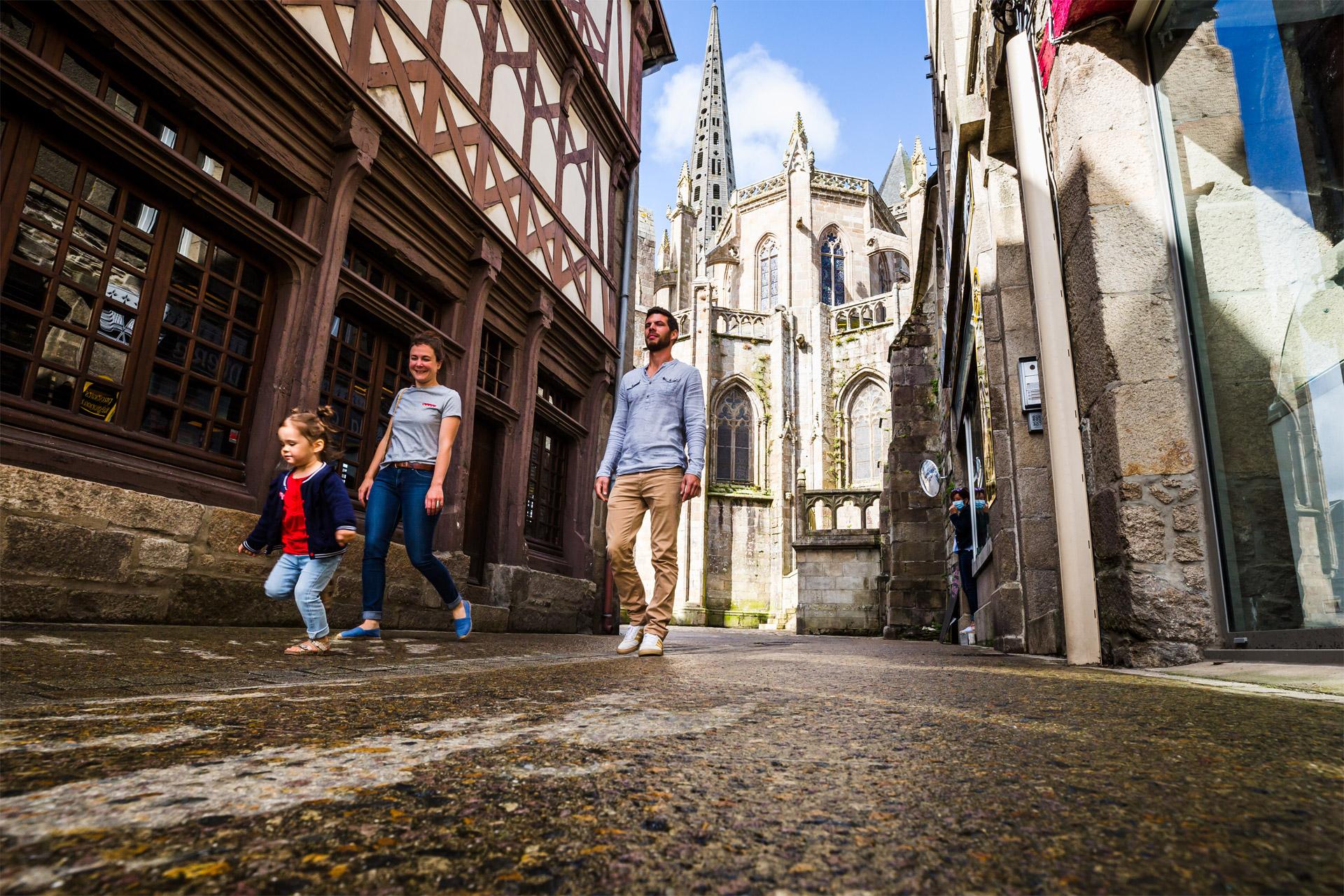 Cathédrale Saint-Tugdual, Tréguier