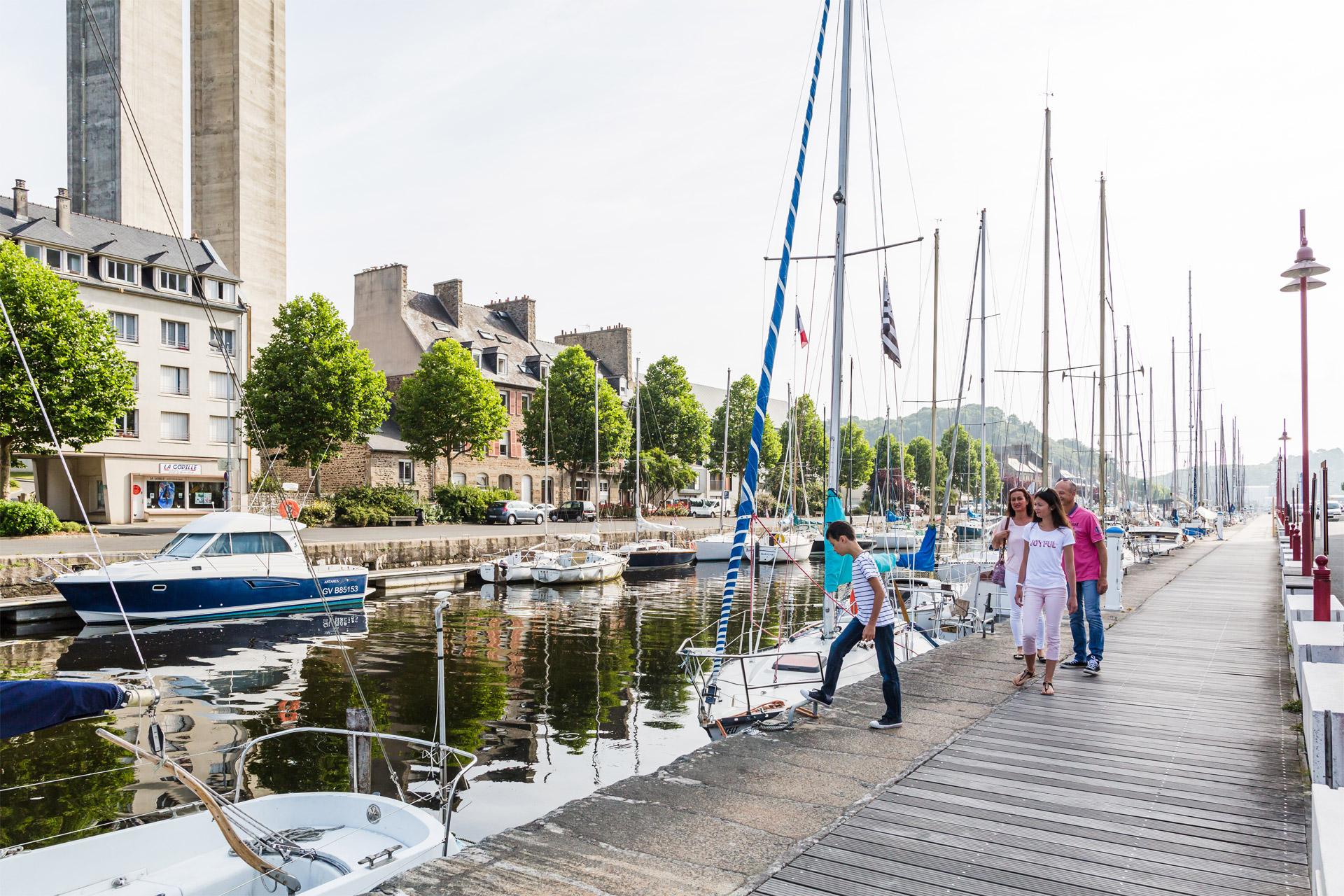 Port du Légué, Saint-Brieuc