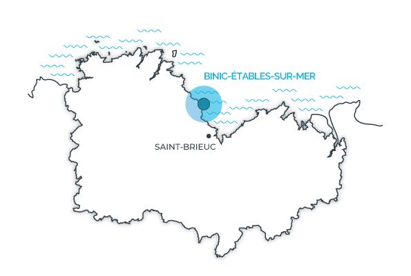 Binic-Etables-sur-Mer, Côtes d'Armor