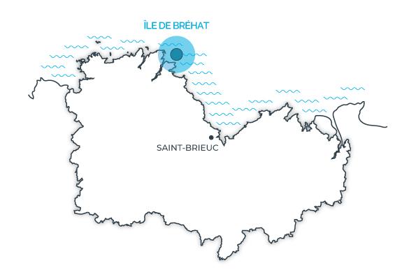 ïle de Bréhat, Côtes d'Armor