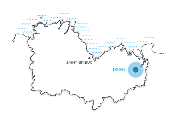 Dinan, Côtes d'Armor