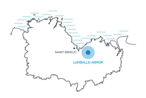 Lamballe-Armor, Côtes d'Armor