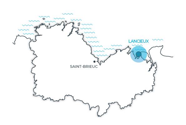 Lancieux, Côtes d'Armor