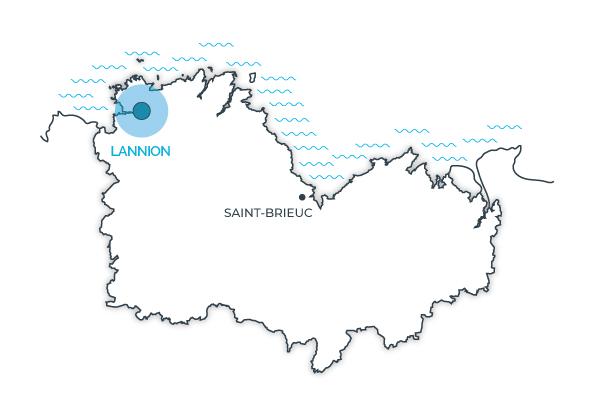 Lannion, Côtes d'Armor