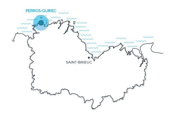 Perros-Guirec, Côtes d'Armor