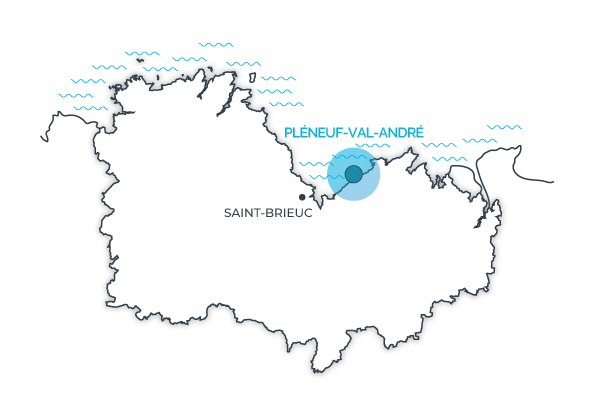 Pléneuf-Val-André, Côtes d'Armor