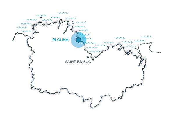 Plouha, Côtes d'Armor