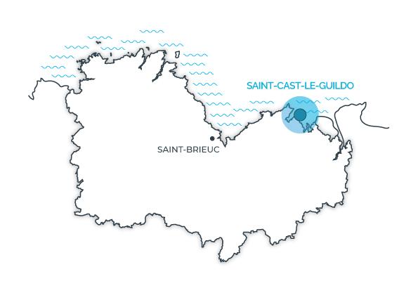 Saint-Cast-le-Guildo, Côtes d'Armor