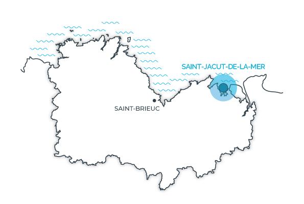 Saint-Jacut-de-la-Mer, Côtes d'Armor