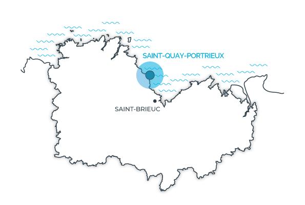 Saint-Quay-Pörtrieux, Côtes d'Armor