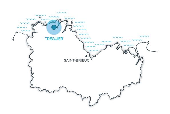 Tréguier, Côtes d'Armor