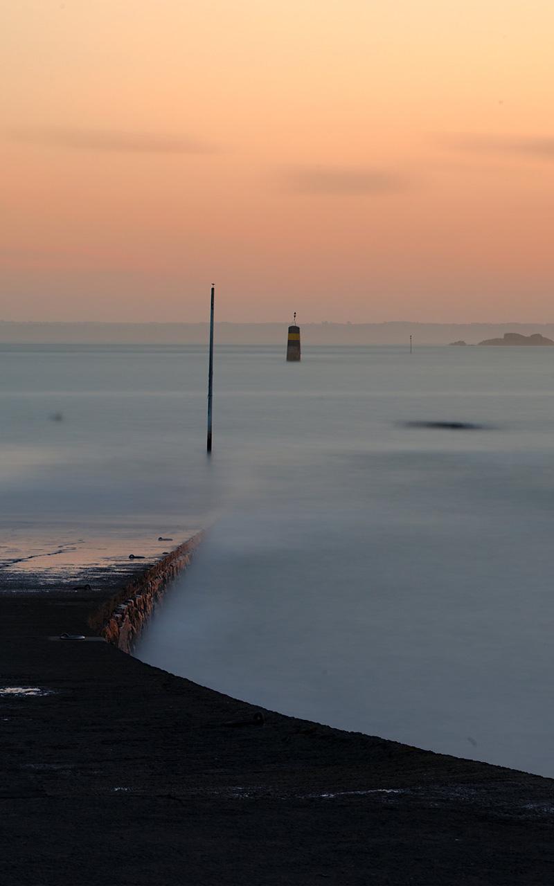 Cale île grande, Pleumeur-Bodou