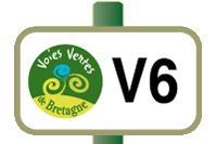 Balisage V6 Bretagne