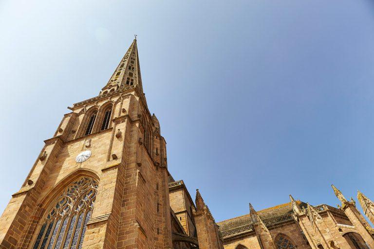 Cathedrale de Tréguier, Côtes d'Armor