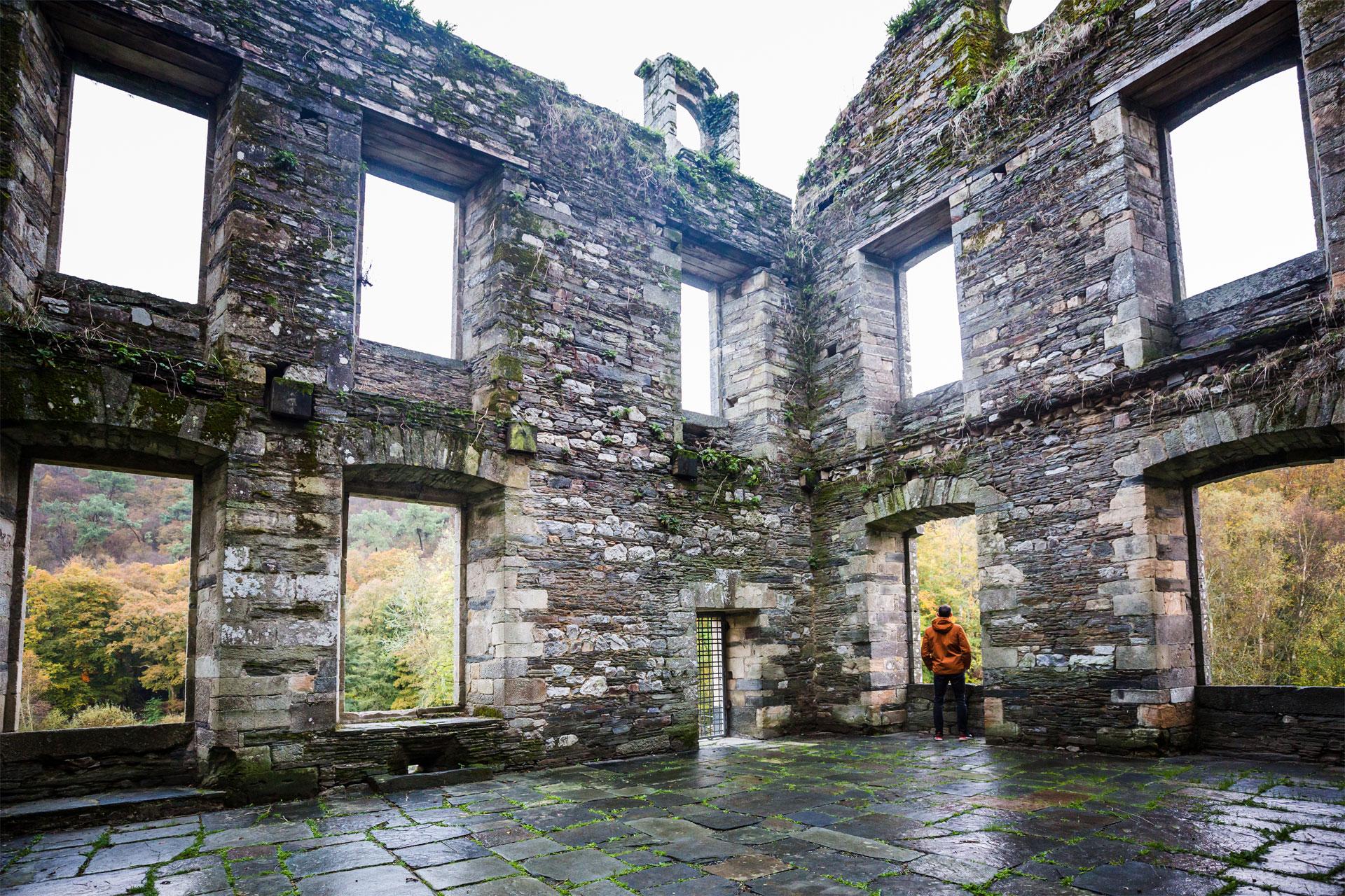 Abbaye de Bon Repos, Bon Repos sur Blavet